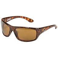 Mustad HP Polarized Sunglasses Tortoise Frame + Amber Lens - Okuliare