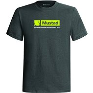 Mustad T-Shirt Grey - Tričko