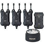Sonik SKX 3+1 Alarm + Bivvy Lamp - Alarm Set