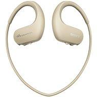 Sony WALKMAN NWW-S413C béžový - MP3 prehrávač