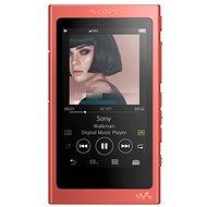 Sony NW-A45R červený