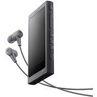 Sony NW-A45HNB čierny - FLAC prehrávač