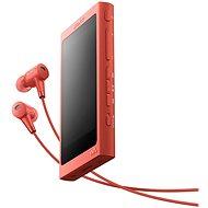 Sony NW-A45HNR červený
