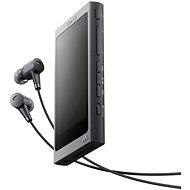 Sony Hi-Res WALKMAN NW-A35 čierny + slúchadlá - MP3 prehrávač