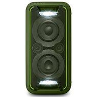 Sony GTK-XB5 zelený - Bluetooth reproduktor