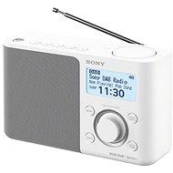 Sony XDR-S61D biele - Rádio