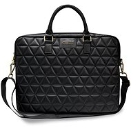 "Guess Quilted pre Notebook 15"" Black - Puzdro na notebook"