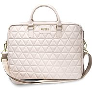 """Guess Quilted pre Notebook 15"""" Pink - Puzdro na notebook"""