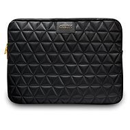 """Guess Quilted pre Notebook 13"""" Black - Puzdro na notebook"""