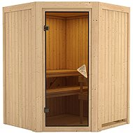 Karibu Larin - Fínska sauna