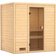 Karibu Samira - Fínska sauna