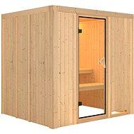 Karibu Sodin - Fínska sauna