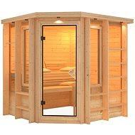 Karibu Cortona - Fínska sauna