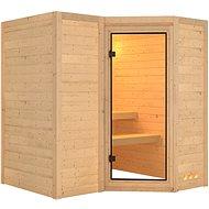 Karibu Sahib 1 - Fínska sauna