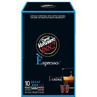 Vergnano Espresso Decafeinato 10 ks - Kávové kapsuly