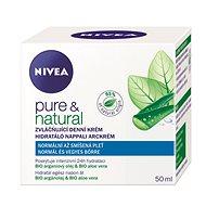 NIVEA Pure&Natural 50 ml - Pleťový krém