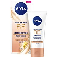 NIVEA BB Cream 5 v 1 50 ml - BB krém