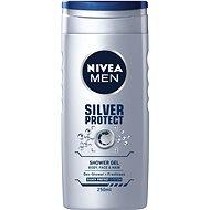 NIVEA MEN Silver Protect 250 ml - Pánsky sprchový gél