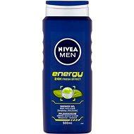 NIVEA MEN Energy 500 ml - Pánsky sprchový gél