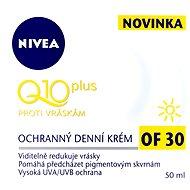 NIVEA VISAGE Denný krém Q10 Plus OF30 50 ml - Pleťový krém