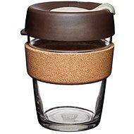 KeepCup Hrnček Brew Cork Almond 340 ml M - Hrnček
