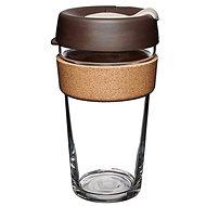 KeepCup Hrnček Brew Cork Almond 454 ml L - Hrnček
