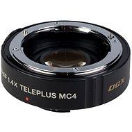 Kenko 1,4× MC4 DGX Nikon AF - Telekonvertor