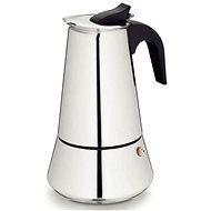 Kela espresso kávovar BARI nerez 6 šálok - Moka kávovar