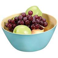 Kesper Miska na ovocie a šaláty modrá 25 × 25 cm - Misa