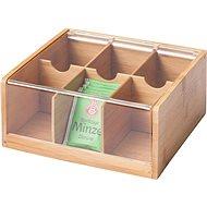 Kesper Úložný box na čaj s vekom