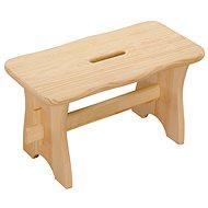 Kesper Stolička drevená - Detský nábytok