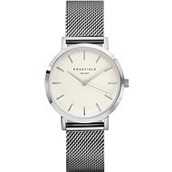 ROSEFIELD The Tribeca White Silver