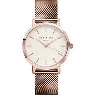 ROSEFIELD The Mercer White RoseGold - Dámske hodinky