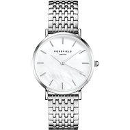 ROSEFIELD The Upper East Side White MOP Silver - Dámske hodinky