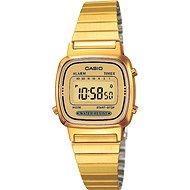 CASIO LA 670GA-9 - Dámske hodinky