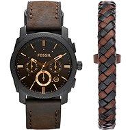 FOSSIL MACHINE FS5251SET - Pánske hodinky