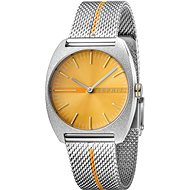ESPRIT Spectrum Orange Stripe Mesh 2990 - Dámske hodinky