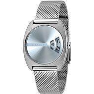 ESPRIT Disc Blue Silver Mesh ES1L036M0045 - Men's Watch