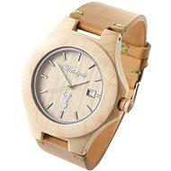 WAIDZEIT Steinbock PREMIUM Leder ST01L - Pánske hodinky