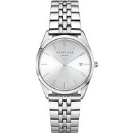 ROSEFIELD The Ace Silver Sunray Silver - Dámske hodinky