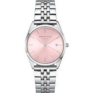 ROSEFIELD The Ace Pink Sunray Silver - Dámske hodinky