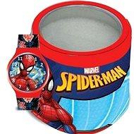 MARVEL Spiderman  – Tin Box 500870 - Detské hodinky
