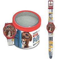 WALT DISNEY Pets – Tin box504116 - Detské hodinky