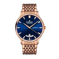 EDOX Les Bémonts 83015 37RM BUIR Herrenuhr - Pánske hodinky