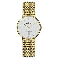 EDOX Les Genevez 27034 37J AID - Pánske hodinky