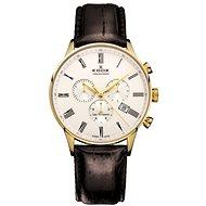 1d9ce4e93 EDOX Les Vauberts 10408 37JA AR - Pánske hodinky