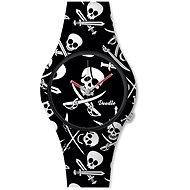 DOODLE Skull Mood DOSK002 - Hodinky
