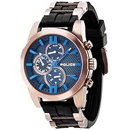 POLICE Matchcord PL14541JSBN/02P - Pánske hodinky