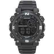ARMITRON LCD 40/8284BLK - Pánske hodinky