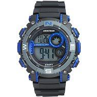 ARMITRON LCD 40/8284BLU - Pánske hodinky
